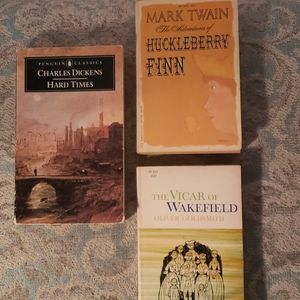 3 Vintage Classics - softcover